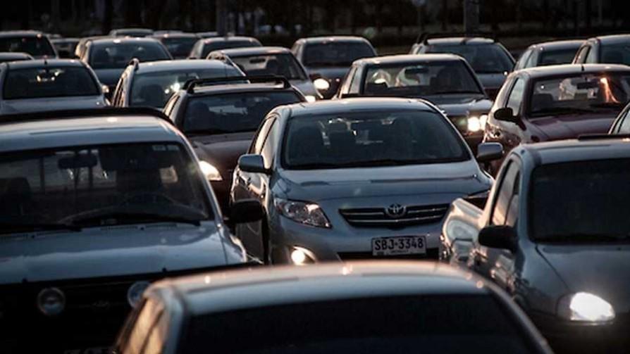 Los tramos en que la Intendencia no pudo hacer más fluido el tránsito - NTN Concentrado - No Toquen Nada | DelSol 99.5 FM