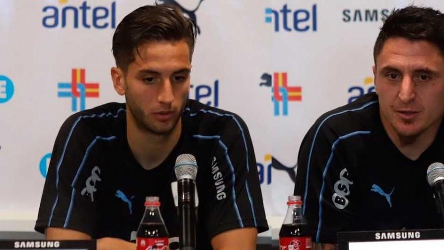 El VAR y la emoción de los futbolistas celestes - Entrevistas - 13a0 | DelSol 99.5 FM