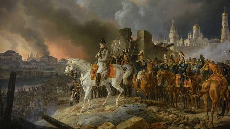 Cosas que no: intentar conquistar Rusia - La historia en anecdotas - Facil Desviarse | DelSol 99.5 FM