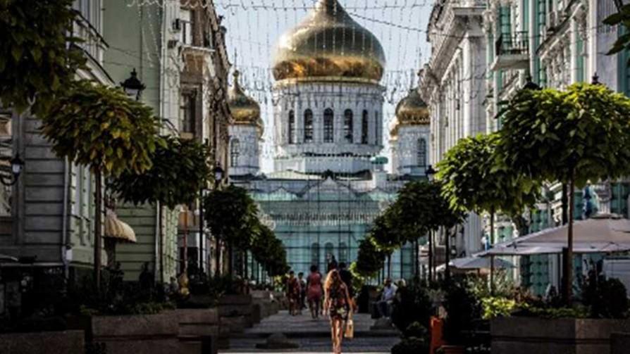 Una recorrida por Rostov  - Informes - 13a0 | DelSol 99.5 FM