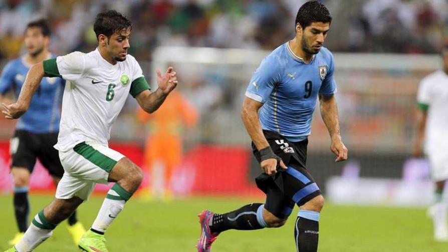 La previa de Uruguay - Arabia Saudita - La Previa - 13a0 | DelSol 99.5 FM