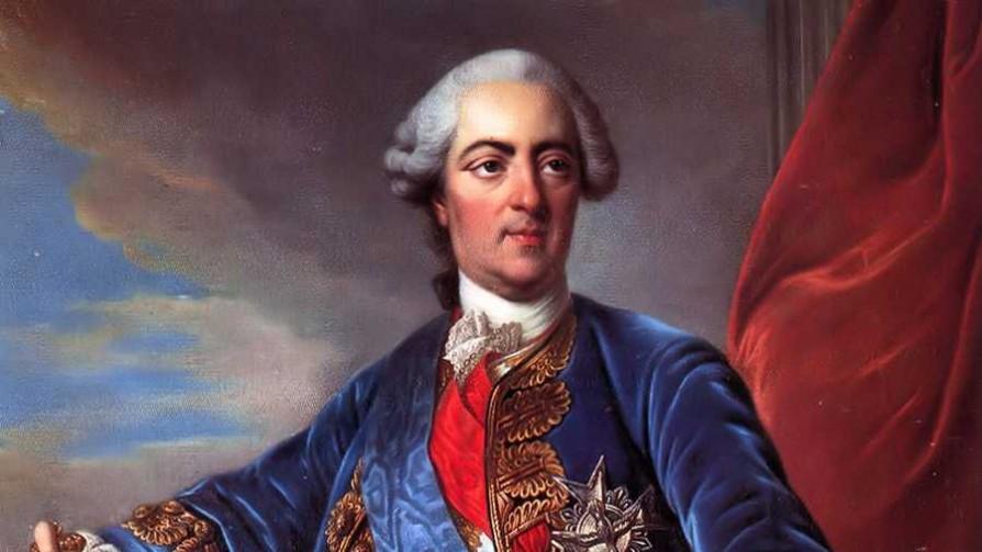 Luis XV y la contemplación de los retratos - Segmento dispositivo - La Venganza sera terrible | DelSol 99.5 FM