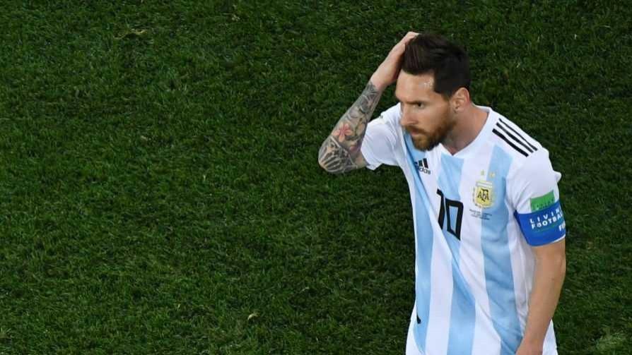 Los argentinos en Rusia que puteaban la publicidad (móvil) de Messi - Darwin - Columna Deportiva - No Toquen Nada | DelSol 99.5 FM
