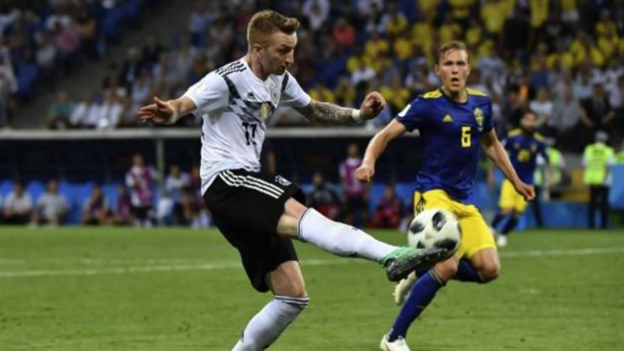 Alemania 2 - 1 Suecia  - Replay - 13a0 | DelSol 99.5 FM