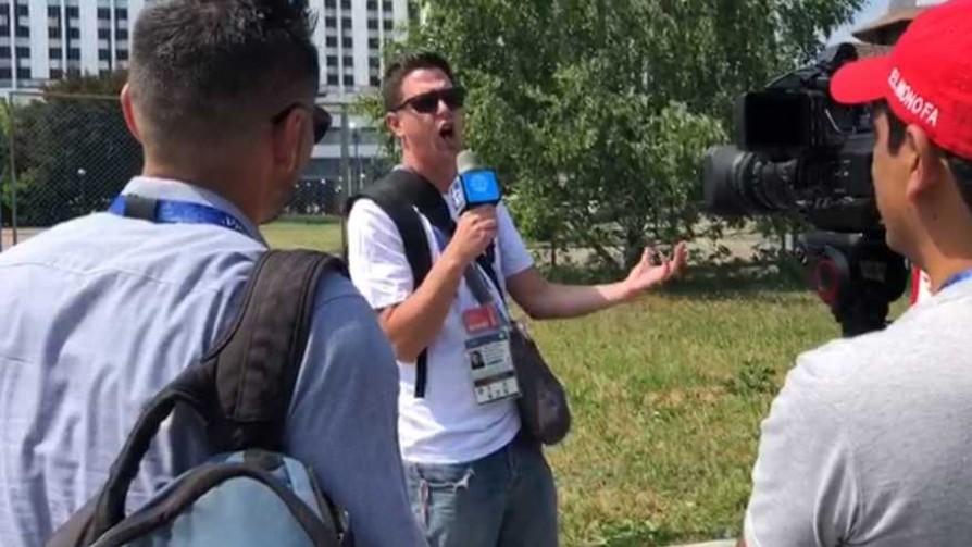 Maxi interrumpió a Locos con el hit del Mundial - Audios - Locos x el Fútbol | DelSol 99.5 FM