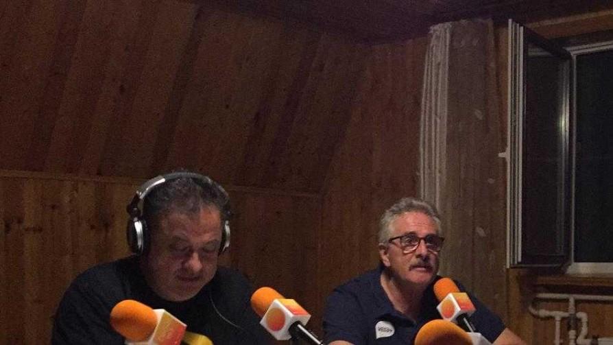 La primera crisis entre el Profe y Alvarito - Informes - 13a0 | DelSol 99.5 FM