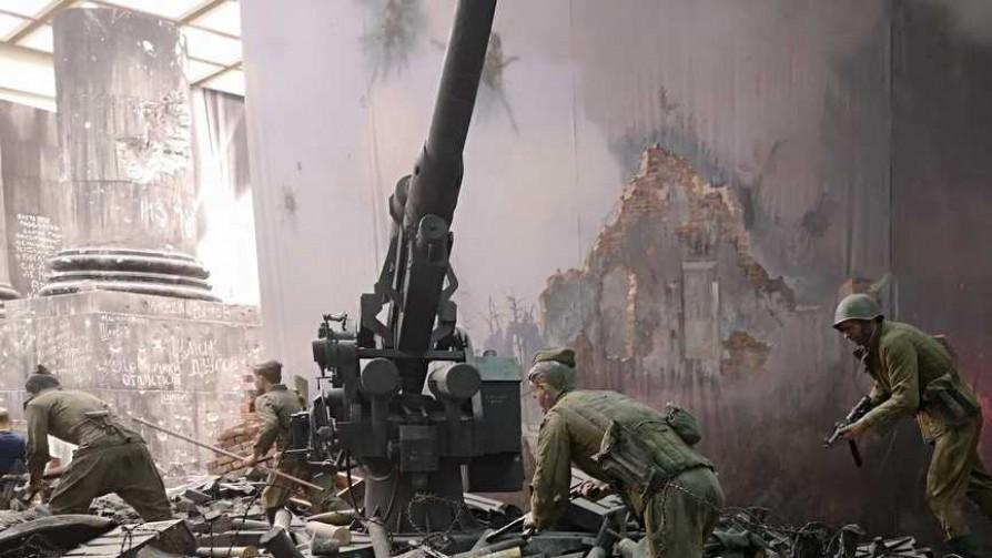Visita al museo de la Gran Guerra en Moscú - Informes - 13a0 | DelSol 99.5 FM