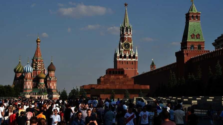 Las 10 causas de muerte de extranjeros en Rusia, según Darwin - Columna de Darwin - No Toquen Nada   DelSol 99.5 FM