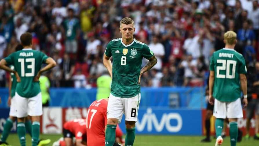 "La ""cartita"" alemana que le dio vergüenza a Darwin  - Darwin - Columna Deportiva - No Toquen Nada | DelSol 99.5 FM"
