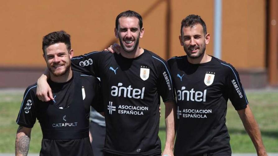 En Rusia ya palpitamos el duelo Uruguay - Portugal - Audios - 13a0 | DelSol 99.5 FM