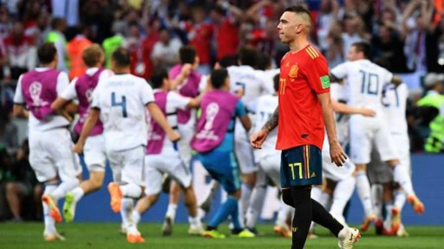 Rusia 1 (4) - 1 (3) España  - Replay - 13a0 | DelSol 99.5 FM