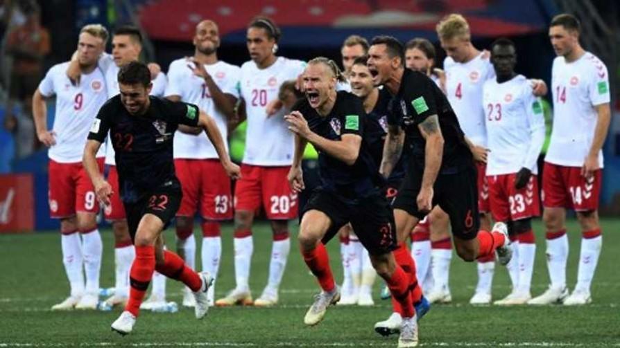 Croacia 1 (3) - 1 (2) Dinamarca  - Replay - 13a0 | DelSol 99.5 FM