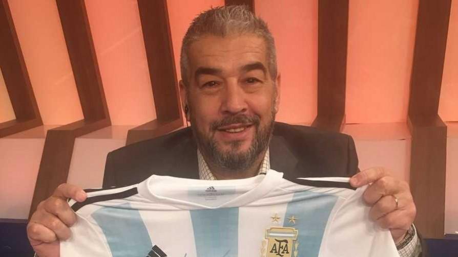 Chavo Fuchs en Locos por el Fútbol - Entrevistas - Locos x el Fútbol | DelSol 99.5 FM