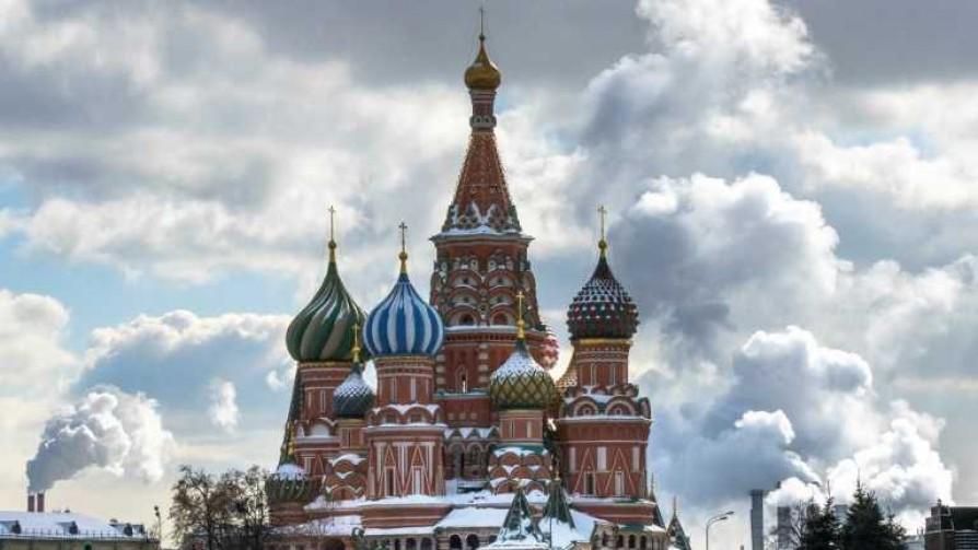 Pablo hizo turismo de iglesias en Moscú - Audios - Quién te Dice | DelSol 99.5 FM