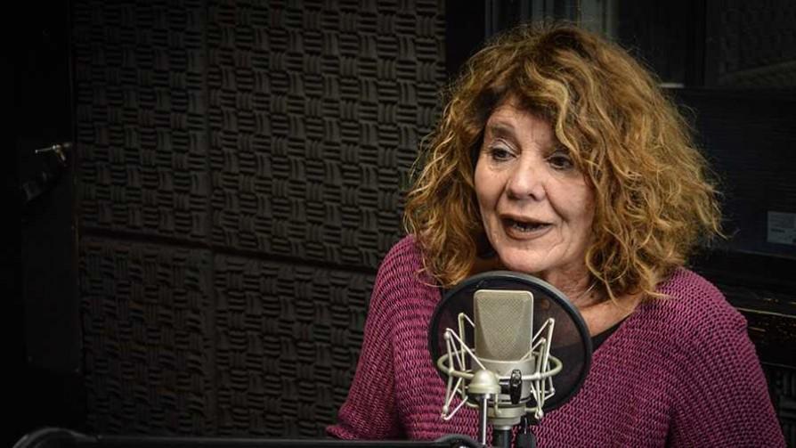 Nancy Guguich festeja los 20 años de Cantacuentos - Hoy nos dice ... - Quién te Dice | DelSol 99.5 FM