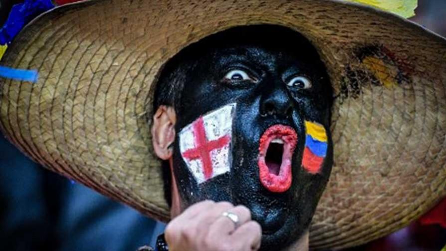La odisea del Tío Aldo para ver el partido Colombia - Inglaterra  - Tio Aldo - La Mesa de los Galanes | DelSol 99.5 FM