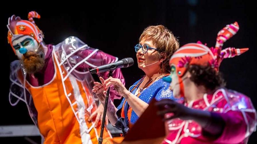 Laura Canoura habló de su espectáculo para niños - Audios - Quién te Dice | DelSol 99.5 FM