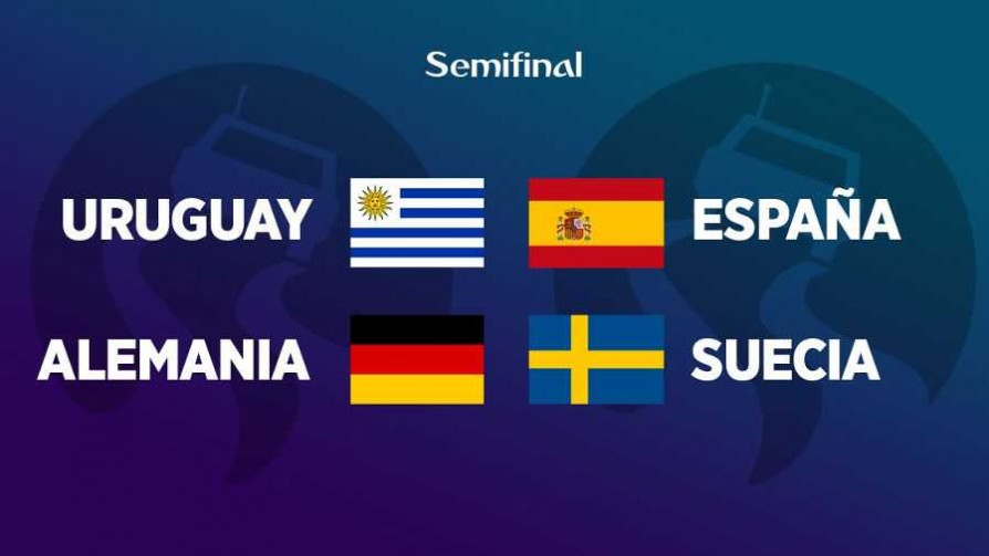 Mundial de Música Rusia 2018 - Semifinales  - Versus - Facil Desviarse | DelSol 99.5 FM