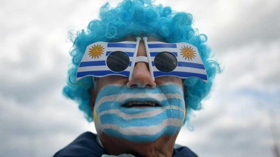En la previa de Uruguay-Francia, las cosas que le dan optimismo a Darwin - Especiales - Nosotros | DelSol 99.5 FM