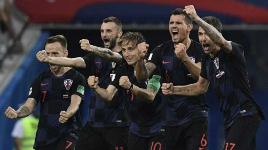 Rusia 2 (3) - 2 (4) Croacia  - Replay - 13a0 | DelSol 99.5 FM