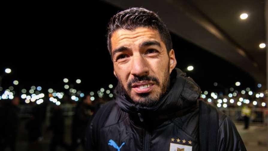 Luis Suárez saludó a Locos por el Fútbol - Audios - Locos x el Fútbol | DelSol 99.5 FM