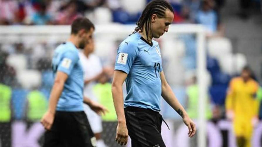 ¿Qué porcentaje de uruguayos dieron por terminado el Mundial cuando perdió Uruguay? - Sobremesa - La Mesa de los Galanes | DelSol 99.5 FM