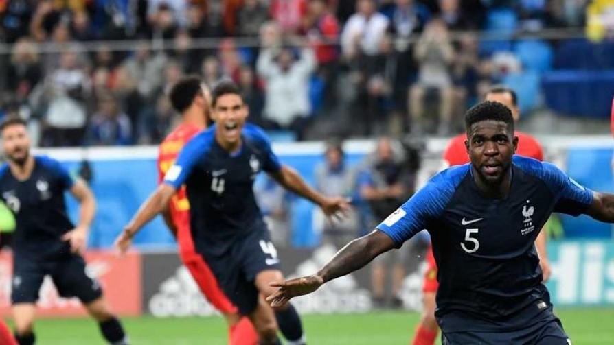 Francia a un paso del título - Informes - 13a0 | DelSol 99.5 FM