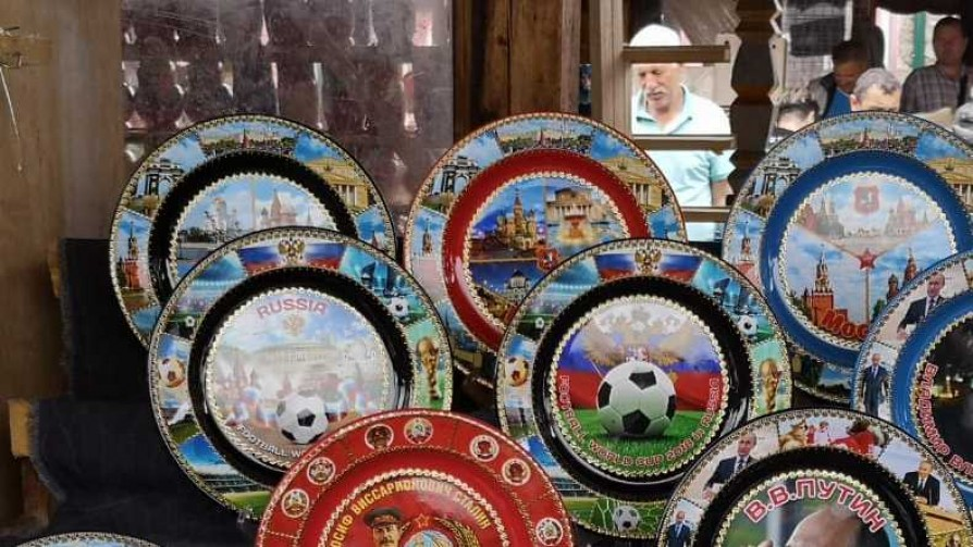 Un paseo por el mercado de Izmailovo - Informes - 13a0 | DelSol 99.5 FM
