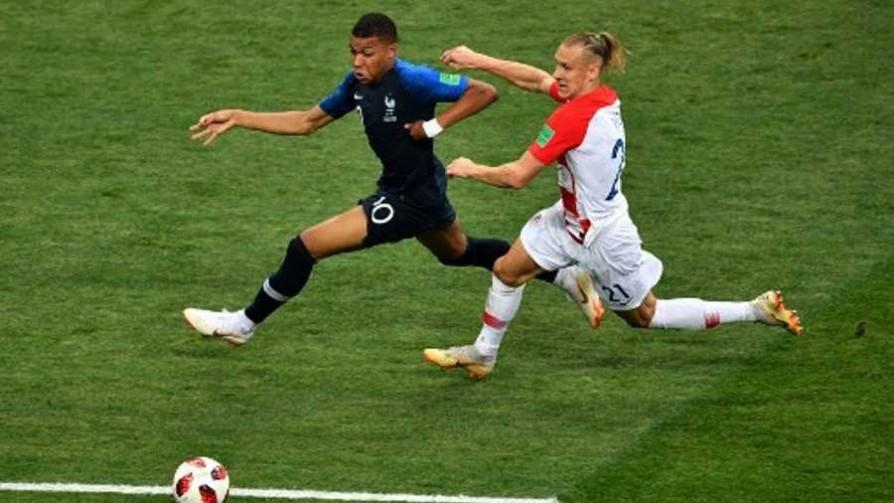 Francia 4 - 2 Croacia  - Replay - 13a0 | DelSol 99.5 FM
