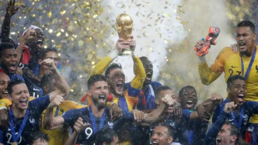 Francia, el nuevo campeón del mundo - Cambalache - La Mesa de los Galanes | DelSol 99.5 FM