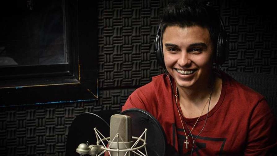 Mathias Cuadro en Aldo Contigo  - Tio Aldo - La Mesa de los Galanes | DelSol 99.5 FM