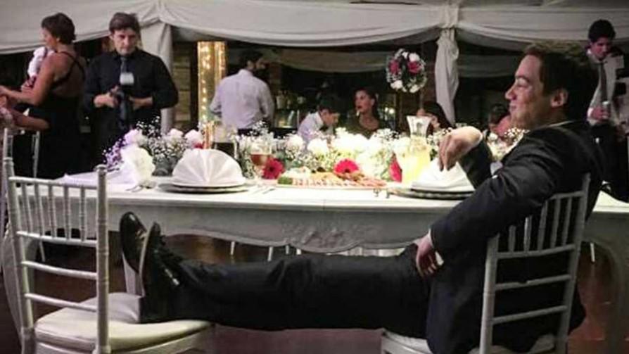 Sácale la ficha en el casamiento  - Reconocimiento facial - La Mesa de los Galanes | DelSol 99.5 FM