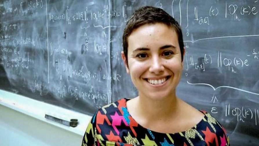 Una matemática uruguaya que brilla en EEUU y Canadá - NTN Concentrado - No Toquen Nada | DelSol 99.5 FM