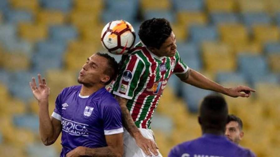 Fluminense 2 - 0 Defensor Sporting - Replay - 13a0 | DelSol 99.5 FM