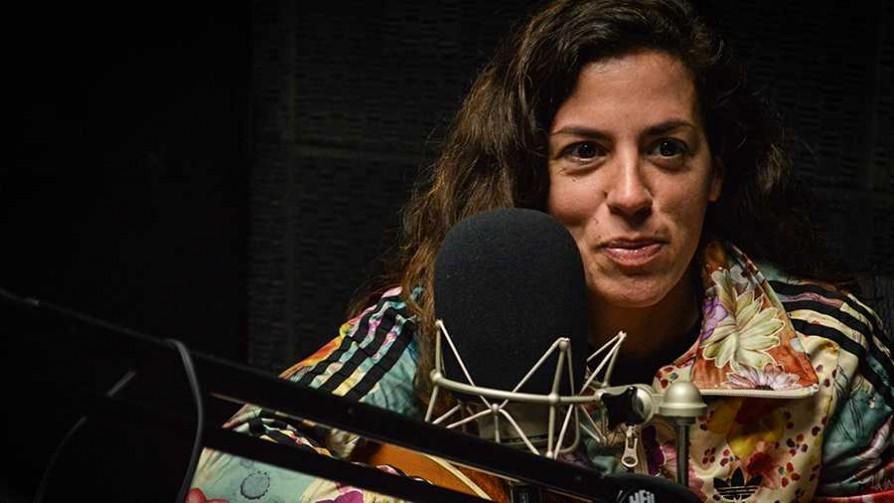 Maia Castro prepara un disco en vivo y con muchas sorpresas - Entrevistas - 13a0 | DelSol 99.5 FM