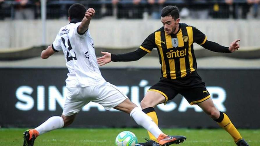 Peñarol 3 - 0 Wanderers  - Replay - 13a0 | DelSol 99.5 FM