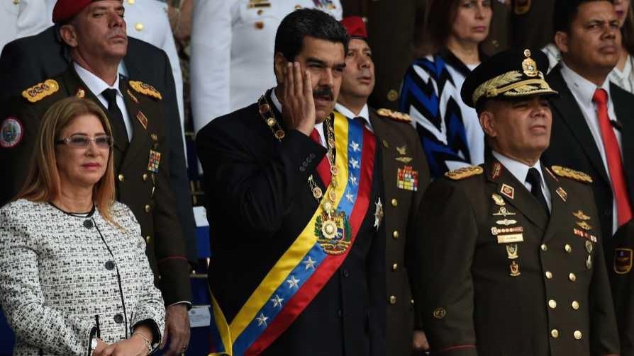 Darwin con esposas ofendidas: la de Maduro y la de Valdez - Columna de Darwin - No Toquen Nada | DelSol 99.5 FM