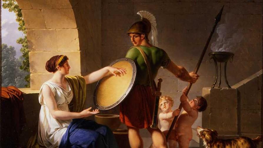 El rey Agis II y su problema con la sucesión del trono de Esparta - Segmento dispositivo - La Venganza sera terrible | DelSol 99.5 FM