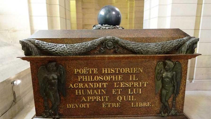Los restos de Voltaire, los que aparecieron y los que no - Segmento dispositivo - La Venganza sera terrible | DelSol 99.5 FM