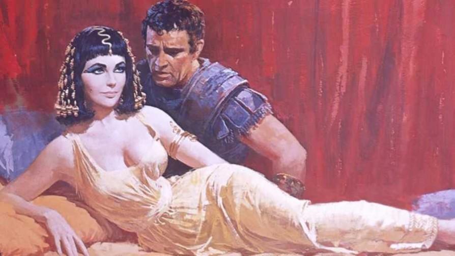 Marco Antonio y Cleopatra - La historia en anecdotas - Facil Desviarse | DelSol 99.5 FM
