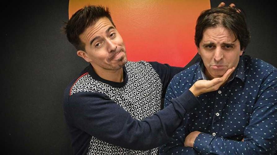 El histórico Campeón encontró un rival de fuste - DJ vs DJ - La Mesa de los Galanes | DelSol 99.5 FM