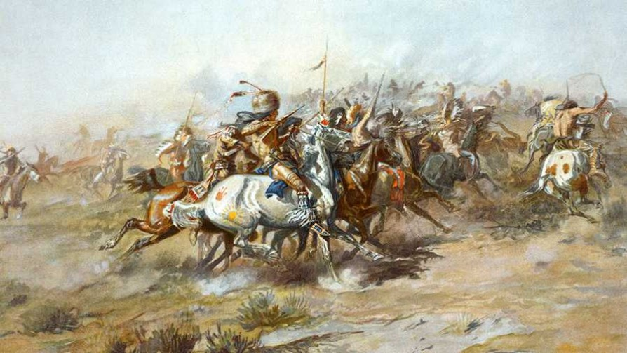 La Batalla de Little Big Horn: el general Custer y Caballo Loco - Segmento dispositivo - La Venganza sera terrible | DelSol 99.5 FM