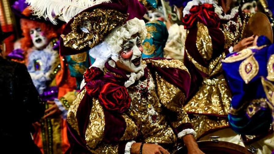 Campiglia armó su ranking carnavalero nostálgico  - Ecildo marcando tendencia - La Mesa de los Galanes | DelSol 99.5 FM
