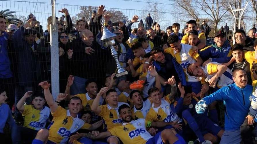 Bella Vista campeón: Así se vive el fútbol amateur - Entrevistas - 13a0 | DelSol 99.5 FM
