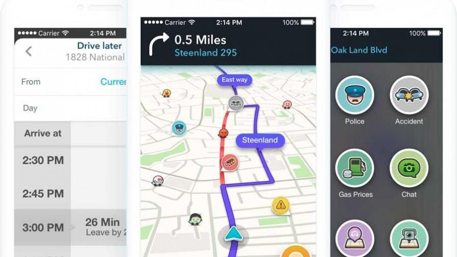 Mapas en el celular: cómo llegar más rápido - Fede Hartman - No Toquen Nada | DelSol 99.5 FM