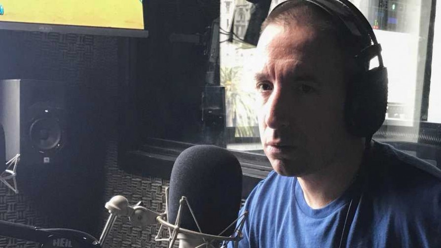 """Rodrigo Romano: """"Tenfield sabe que defiendo a la empresa relatando, con mi trabajo"""" - Charlemos de vos - Abran Cancha   DelSol 99.5 FM"""