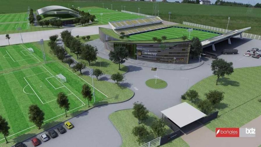 Ranchero y los detalles de la Ciudad Deportiva de Peñarol - Ranchero - Locos x el Fútbol | DelSol 99.5 FM