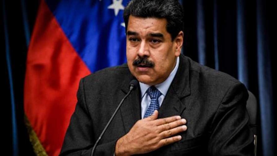El banquete de Nicolás Maduro - Cambalache - La Mesa de los Galanes | DelSol 99.5 FM