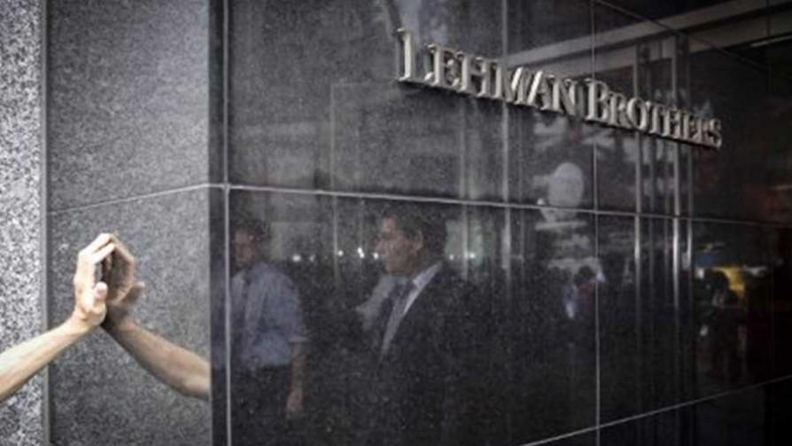 A 10 años de la quiebra de Lehman Brothers - Cociente animal - Facil Desviarse | DelSol 99.5 FM