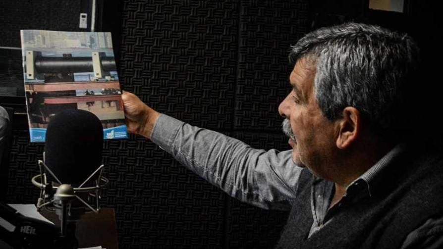 """""""OSE es deficitaria y cubre el déficit con el superávit que genera Maldonado"""" - Entrevistas - No Toquen Nada   DelSol 99.5 FM"""